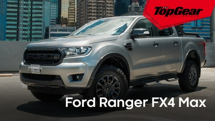 Feature: 2021 Ford Ranger FX4 Max