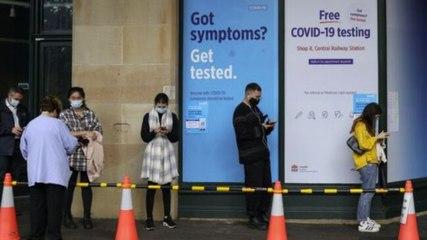 Over 40 Australian evacuees test positive for Covid in New Delhi