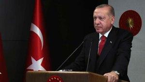 Son Dakika! Cumhurbaşkanı Erdoğan: Pazartesi gününden itibaren kontrollü normalleşme takvimimizi uygulamaya başlıyoruz
