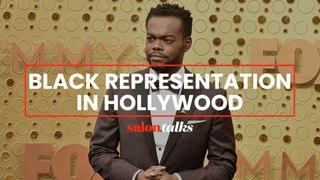 William Jackson Harper discusses Hollywood's racial reckoning