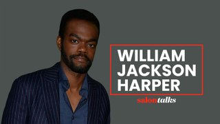 William Jackson Harper talks The Underground Railroad