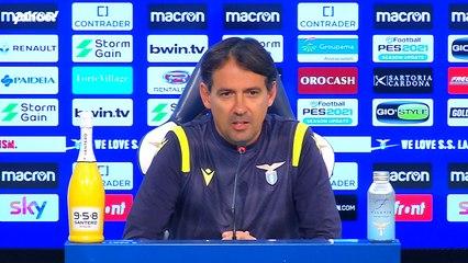 """Simone Inzaghi: """"Giocheremo con umiltà"""""""