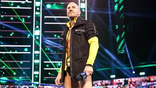 WWE Superstar Cesaro Ready For His Moment, and His Match With Roman Reigns