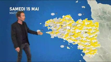 Illustration de l'actualité Bulletin météo pour le samedi 15 mai 2021