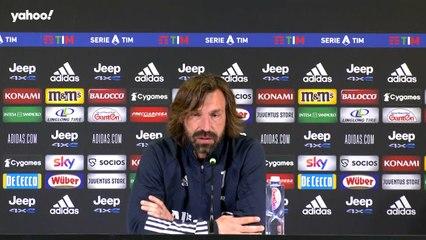 """Pirlo: """"Passerella per l'Inter? Abbiamo già fatto i complimenti"""""""