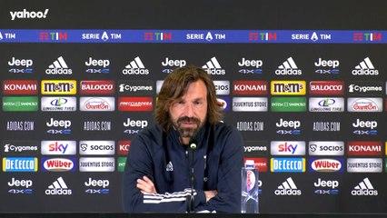 """Pirlo: """"Ci deve bruciare ricevere l'Inter con il tricolore al petto"""""""
