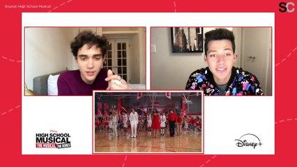 """""""High School Musical"""" Trivia with Joshua Bassett and Matt Cornett"""