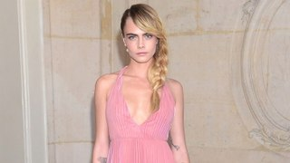 Cara Delevingne Auctioning an NFT About Her Vagina | THR News