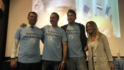 Mingo De Pasquale è Pin, nel cortometraggio dedicato all'autismo: «Abbiamo tanto da imparare».