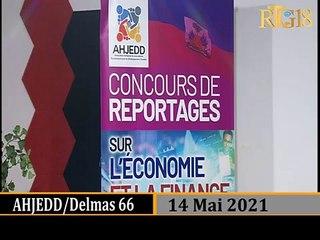 Responsab yo nan AHJEDD lanse yon konkou repòtaj sou ekonomi ak finans an Ayiti