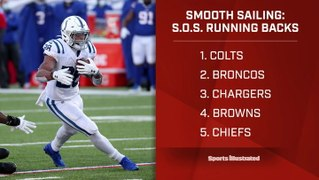 Running Back Strength of Schedule: Jonathan Taylor Has Cake Matchups