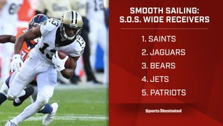Wide Receiver Strength of Schedule: Michael Thomas, Allen Robinson Have Easy Opponents