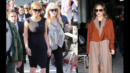 Lindsay Lohan's Mom Reacts After Chrissy Teigen's Old Tweet That Mocked LiLo Resurfaces