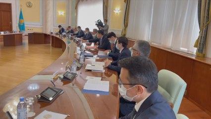 Spain seeks enriched economic bonds with Kazakhstan