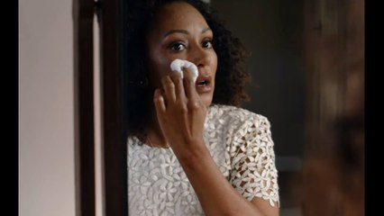 Mel B Badly Battered and Bruised in Disturbing Video Highlighting Domestic Violence