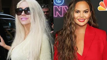 Courtney Stodden's Mom Wants Chrissy Teigen to Make Direct Apology to Her Daughter