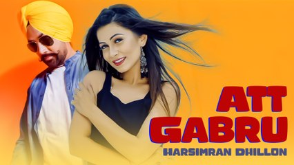 Att Gabru   Lyrical Video   New Punjabi Song   Japas Music