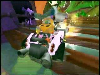 Crash Tag Team Racing Trailer
