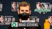 Brad Stevens Pregame Interview   Celtics vs Wizards