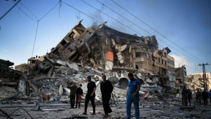 Israeli-Hamas conflict: Over 2000 rockets fired in 4 days