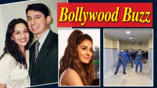 Shriram Nene pens special birthday wish for his 'soulmate' Madhuri Dixit| Doctor's dance to Radhe song 'Seeti Maar'