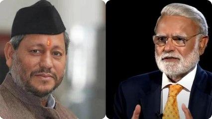 Seedhi Baat: CM Tirath in conversation with Prabhu Chawla