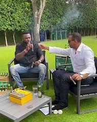 Vídeo de Alex Rodríguez y David Ortiz fumando cigarro se hace viral