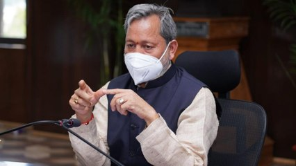 Uttarakhand CM: Oxygen plants are set up in every district