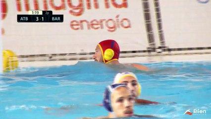 Partido de la Jornada. División de Honor Masculina 20/21 Final 1er partido: Zodiac CN Atlètic-Barceloneta vs CN Barcelona (26)