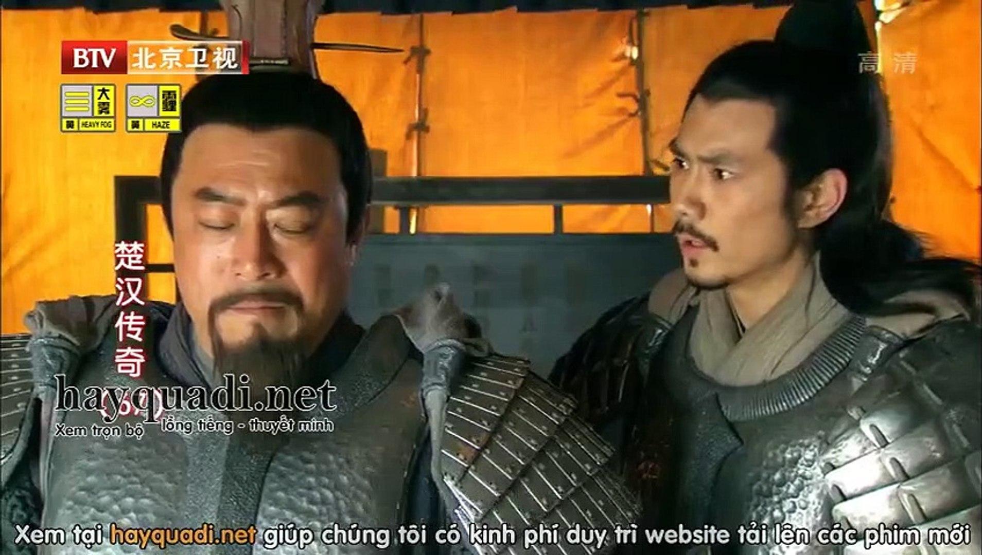 Phim Hán Sở Tranh Hùng 2015 Tap Cuoi