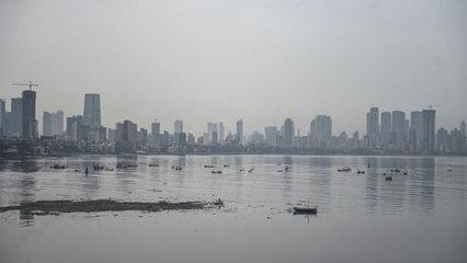 Mumbai: Cyclone intensifies, heavy rain in various parts