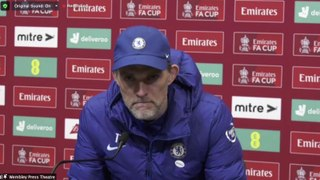 Tuchel looking for Chelsea reaction to stinging Leicester FA Cup loss