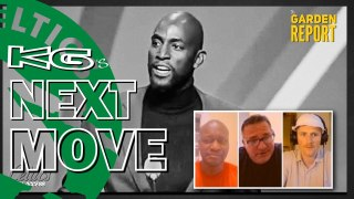 Will Kevin Garnett Join Celtics after Hall of Fame?