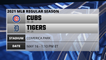 Cubs @ Tigers Game Preview for MAY 16 -  1:10 PM ET