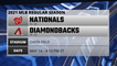 Nationals @ Diamondbacks Game Preview for MAY 16 -  4:10 PM ET