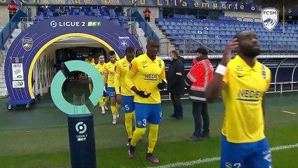 Le résumé de FCSM-AJ Auxerre (2-3)