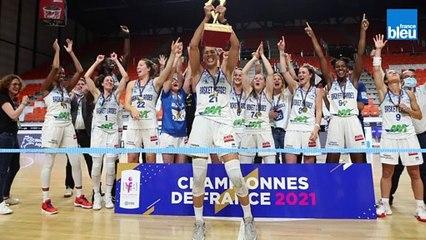 Basket Landes champion de France : le meilleur des phases finales sur France Bleu Gascogne
