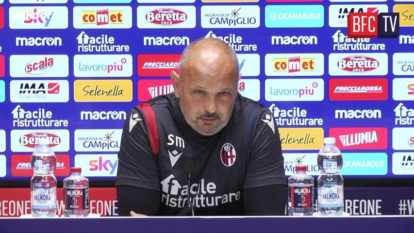 """Mihajlovic punge la Juve: """"Decidono loro il calendario o la Lega?"""""""