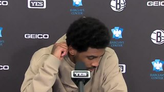 Basketball 'not the most important thing' for Nets' Irving