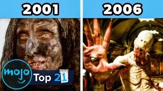 Top 21 Scariest Movie Scenes of Each Year (2000 - 2020)