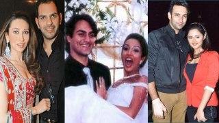 Malaika Arora, Karishma Kapoor और Rashami Desai की ज़िन्दगी Divorce से हुई ख़राब ! | FilmiBeat