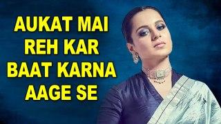 Kangana Ranaut hits back at trolls, said