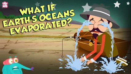 What If The OCEAN Disappears?   Ocean Water EVAPORATES   Dr Binocs Show   Peekaboo Kidz