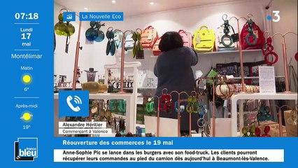 17/05/2021 - La matinale de France Bleu Drôme Ardèche