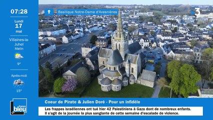 17/05/2021 - La matinale de France Bleu Mayenne
