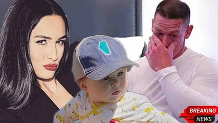 "John Cena Gushes About Being A Dad: ""I regret and dream of having a Matteo like Nikki Bella"""