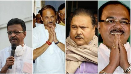 4 TMC leaders arrested in 2017 Narada sting operation case