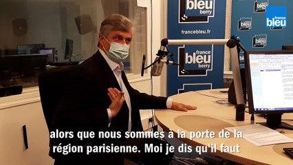 Régionales 2021 en Centre-Val de Loire : Nicolas Forissier, tête de liste LR, UDI et Centristes