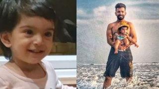 Social Media पर Jay Bhanushali और Mahhi की बेटी की Video जमकर हुई Viral, Check Out Video | FilmiBeat
