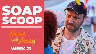 Home and Away Soap Scoop! Surf Comp drama in the Bay